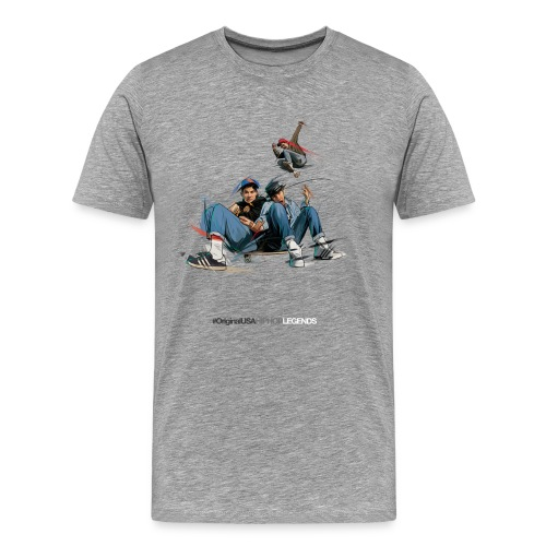 BEASTIE BOYS - Men's Premium T-Shirt