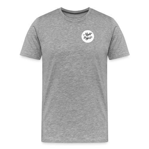 Night-Project logo officiel - T-shirt Premium Homme