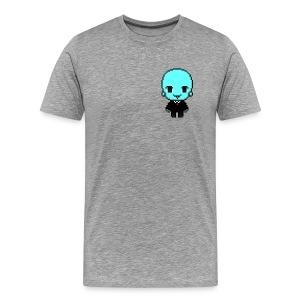 LIMITED EDITION LUKEYC LOGO PRINT - Men's Premium T-Shirt