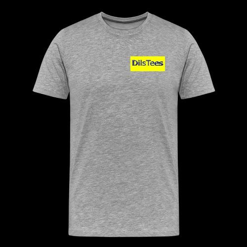DilsTees - Men's Premium T-Shirt