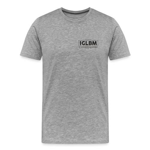 IGLBM REV 44 - Männer Premium T-Shirt