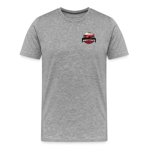 best days? Awaydays! - Mannen Premium T-shirt