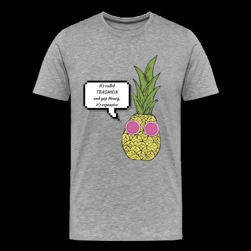 Talking Crap - Men's Premium T-Shirt