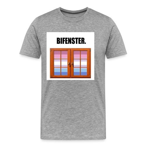 Bifenster. - Männer Premium T-Shirt