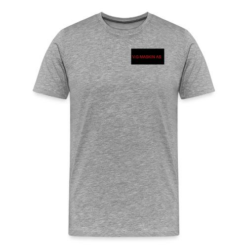 IMG 0016 - Premium T-skjorte for menn
