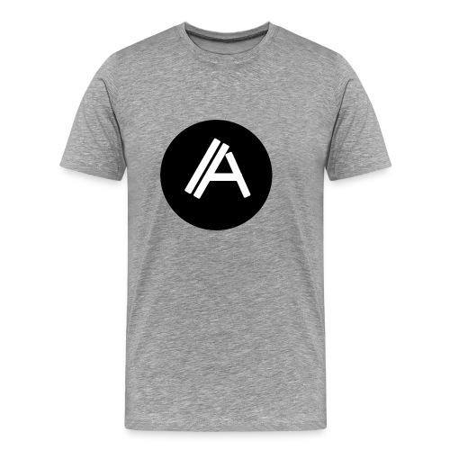 Logo Andyboy - Männer Premium T-Shirt