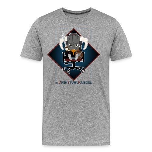 DSK(bunt) Lasse - Männer Premium T-Shirt