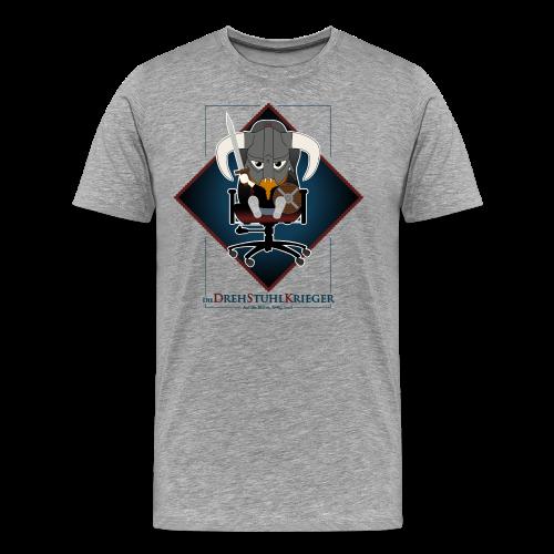 DSK+Slogan(bunt) Lasse - Männer Premium T-Shirt