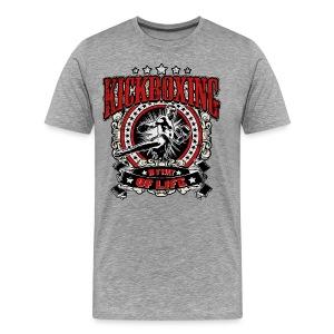 Kickboxing - My Way Of Life - Männer Premium T-Shirt