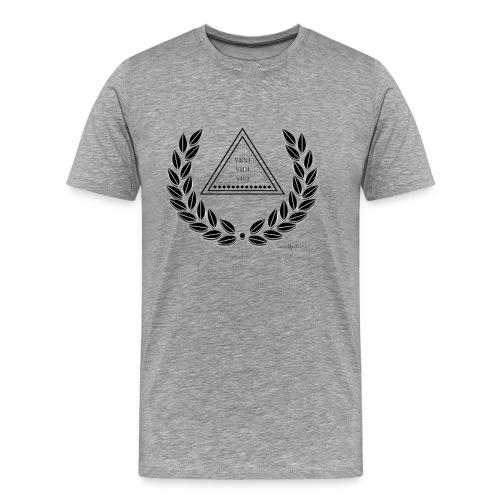 Veni Vidi Vici - Männer Premium T-Shirt