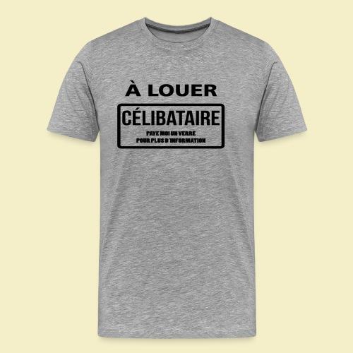 Funny T-Shirt - T-shirt Premium Homme