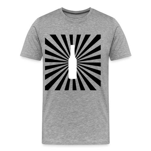 beer bottle - Männer Premium T-Shirt