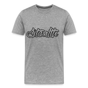 Stealth White Merch - Men's Premium T-Shirt