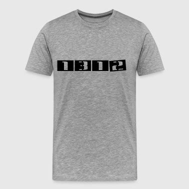 1312 - Koszulka męska Premium