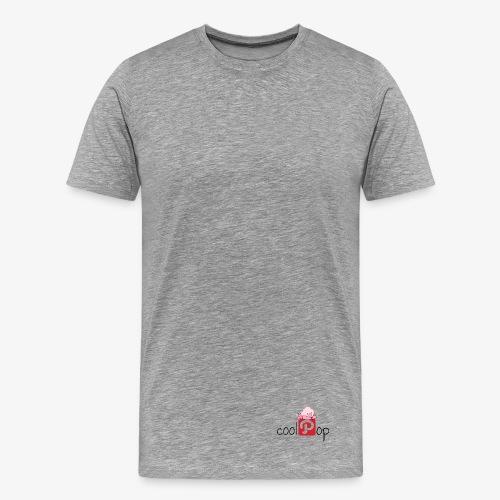 coolpop Logo - Camiseta premium hombre
