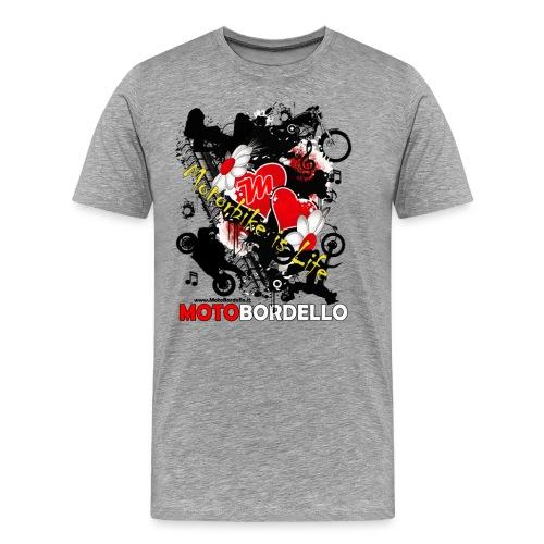 motobordello 2017 - Maglietta Premium da uomo