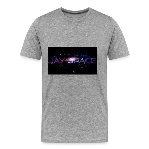 Jay Space - Miesten premium t-paita
