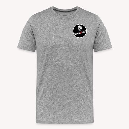 motorcycle Logo 2 - Men's Premium T-Shirt