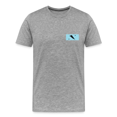 Lightning Strike - Men's Premium T-Shirt