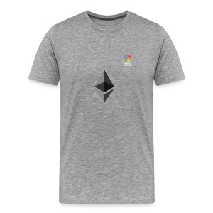 Ether love Crypto Squad - Men's Premium T-Shirt