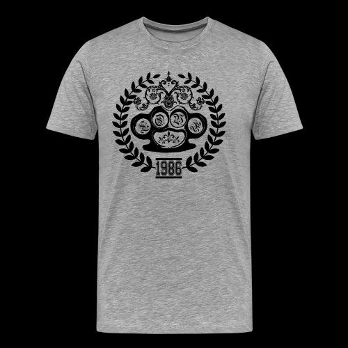 Love1986 - Männer Premium T-Shirt