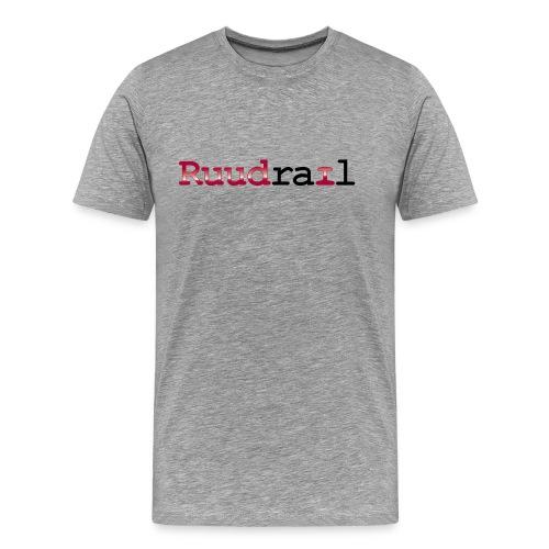 Ruudrail - Mannen Premium T-shirt
