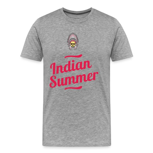 Indian Summer - Männer Premium T-Shirt