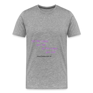 See the magic you are - be the magic you are! - Männer Premium T-Shirt