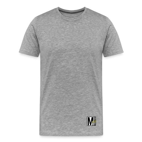 MXDOUT Square Logo - Men's Premium T-Shirt
