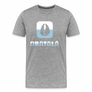 Obatala O2C - Mannen Premium T-shirt