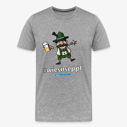 Wiesnseppl HARIZ PIXBROS WIESNBROS Oktoberfest - Männer Premium T-Shirt