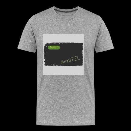 """""""Thank's"""" - Männer Premium T-Shirt"""