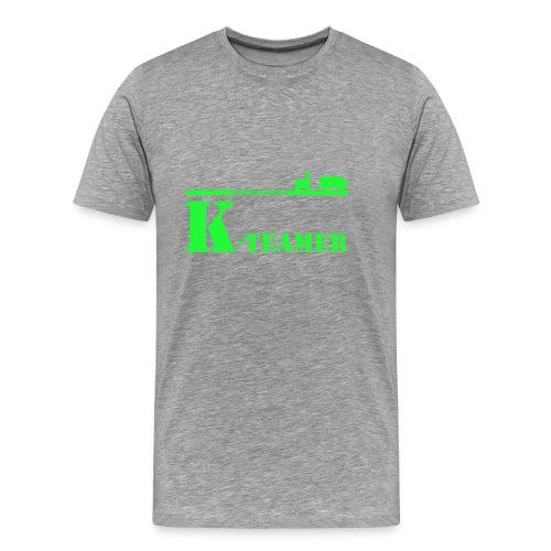 k-teamer - Männer Premium T-Shirt