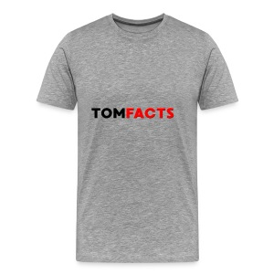 TomFacts - Men's Premium T-Shirt