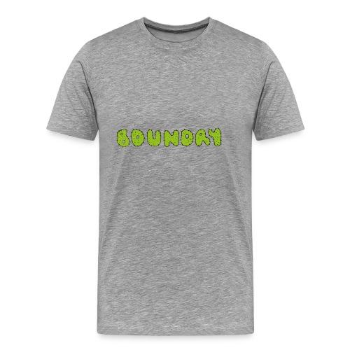 boundry - Männer Premium T-Shirt