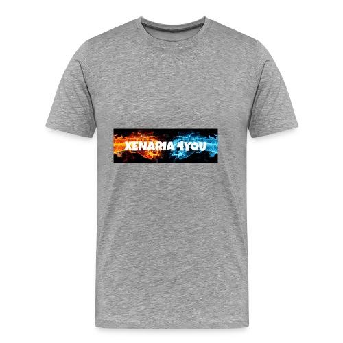Kolekcja początkowa - Koszulka męska Premium