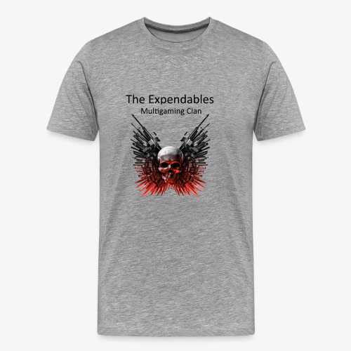 The Expendables Mutligaming Clan - Männer Premium T-Shirt