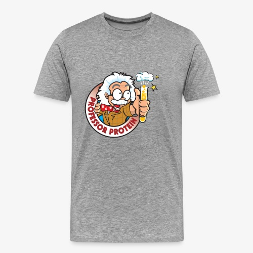 Professor Protein - Men's Premium T-Shirt