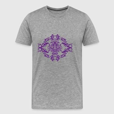 Fleur Design - Koszulka męska Premium