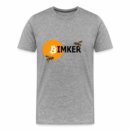 IMKER t shirt - Männer Premium T-Shirt