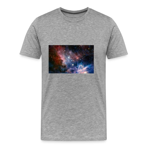 Dreamer Artur Logo - Männer Premium T-Shirt