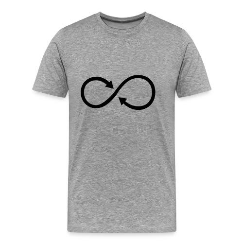 Tumbleweed black - Männer Premium T-Shirt