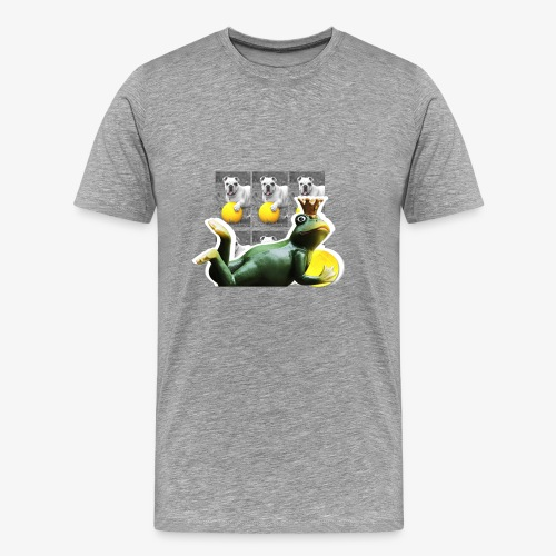 malicious frog - T-shirt Premium Homme