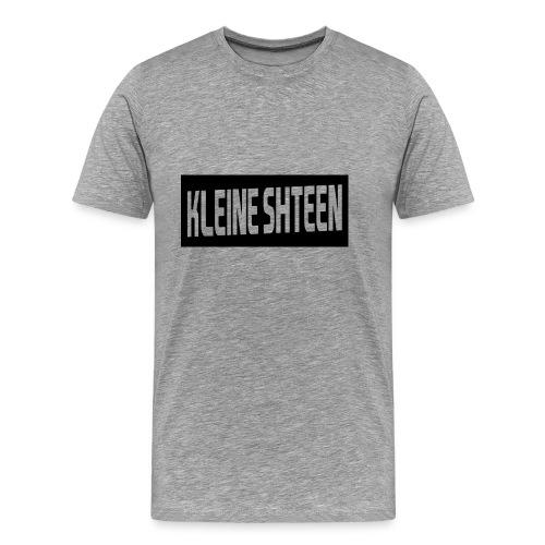 kleine shteen - Mannen Premium T-shirt