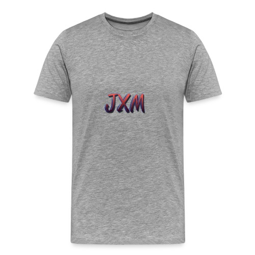 JXM Logo - Men's Premium T-Shirt