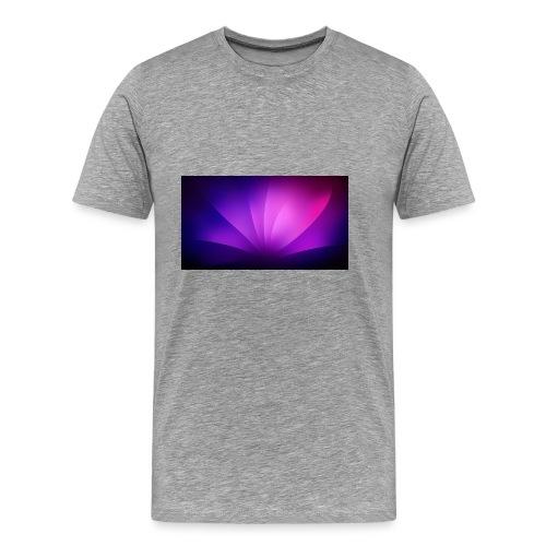 Der Gamer King lol ä - Männer Premium T-Shirt