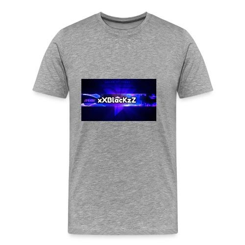 XxBlacKzZ - Männer Premium T-Shirt
