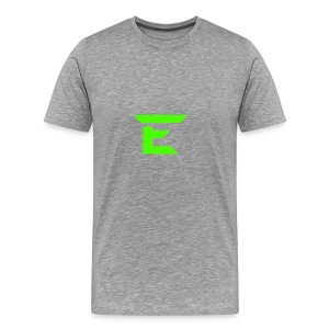E for Emerald - Men's Premium T-Shirt