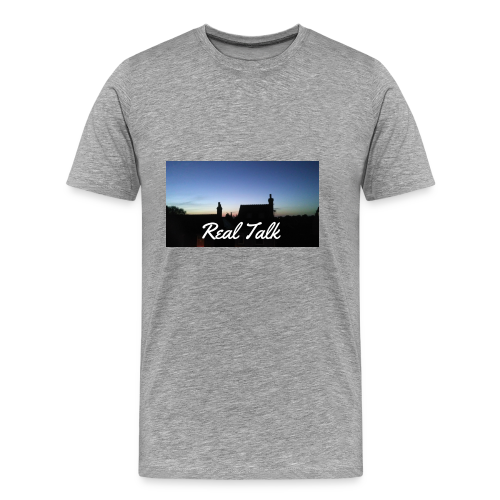 Real Talk - Men's Premium T-Shirt