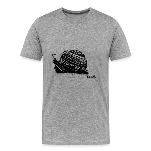 Turtel Original Mavi - Premium-T-shirt herr